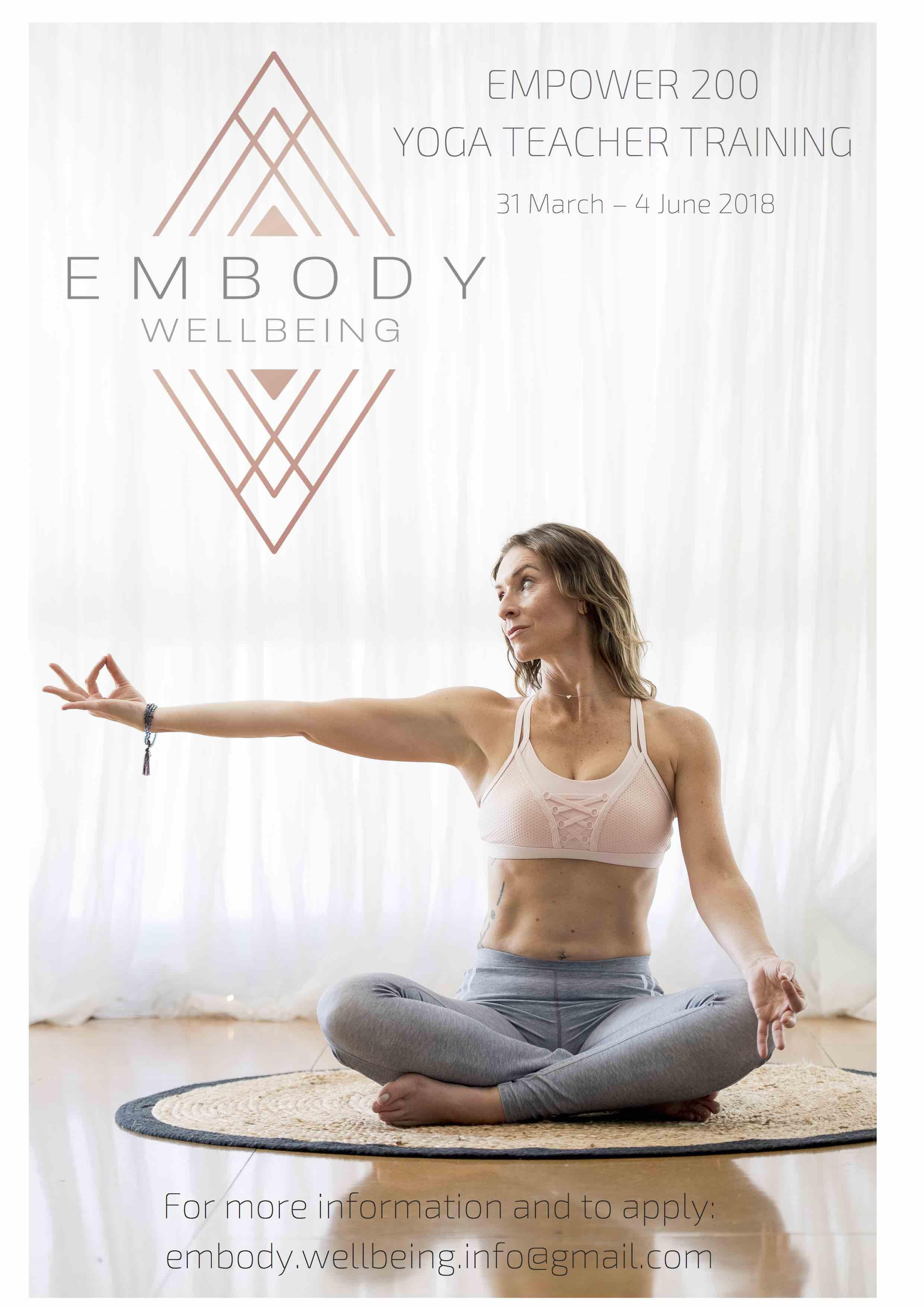 Empower 200 Yoga Teacher Training - Gymea Eco Retreat & Spa